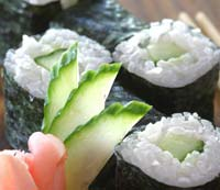 Corporate Catering - sushi